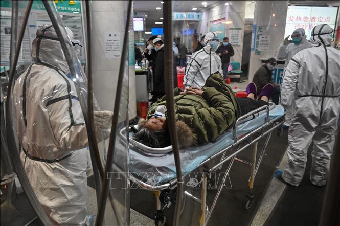Trung Quốc chóng mặt với 4515 ca dương tính vi rút nCoV, hồi phục xuất viện chỉ 'khiêm tốn' 60 người - Ảnh 1