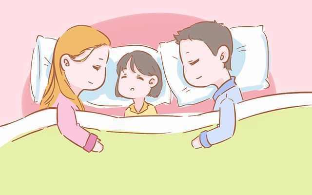 Trẻ luôn có cảm giác an toàn và tin cậy với người thường ngủ cùng