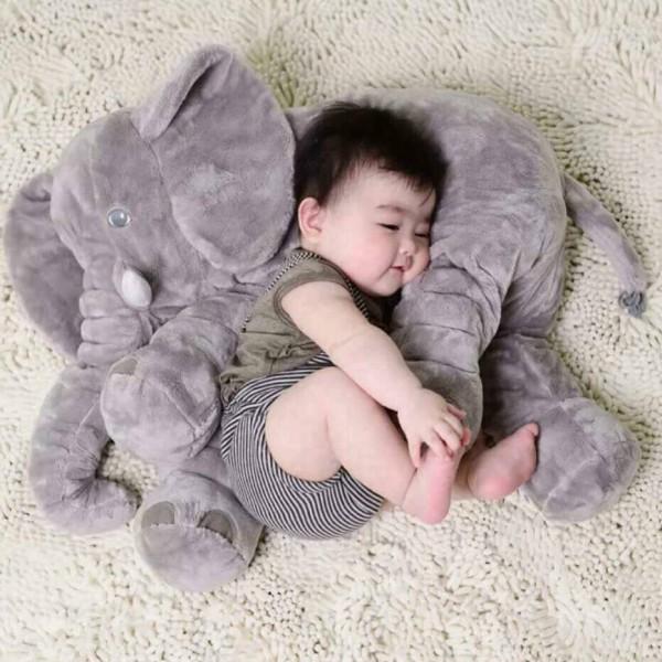 Vật an ủi có thể là một con thú nhồi bông mà trẻ thích