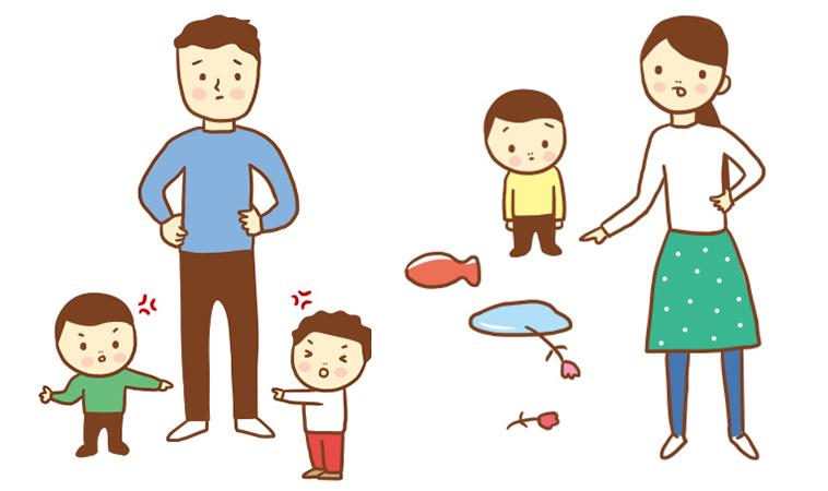 Trẻ sẽ học được cách kết bạn khôn khéo hơn sau vài lần phải lãnh trách nhiệm