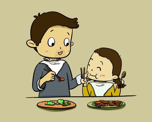 Khẩu vị của trẻ rất nhạy cảm nên dù không nêm muối vẫn không khiến trẻ chán ăn