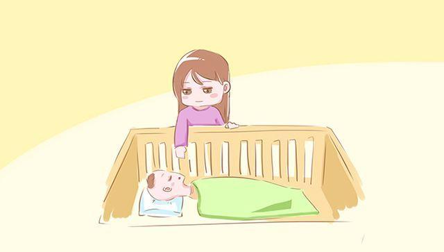 Mẹ nên tập cho trẻ khả năng ngủ riêng để thuận lợi cho sự phát triển tâm sinh lý