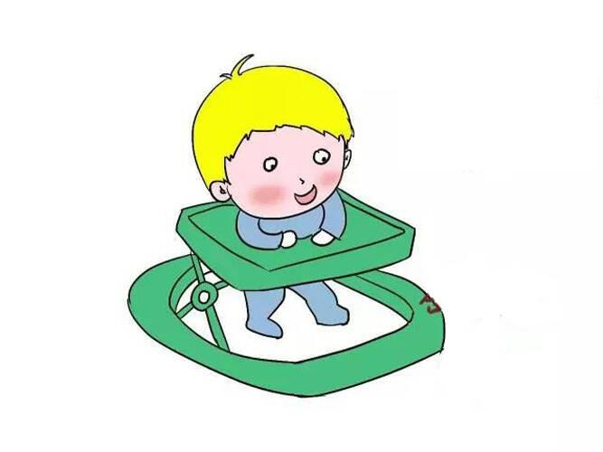 Khi cho trẻ dùng xe tập đi, bố mẹ nên chú ý điều chỉnh độ cao xe phù hợp