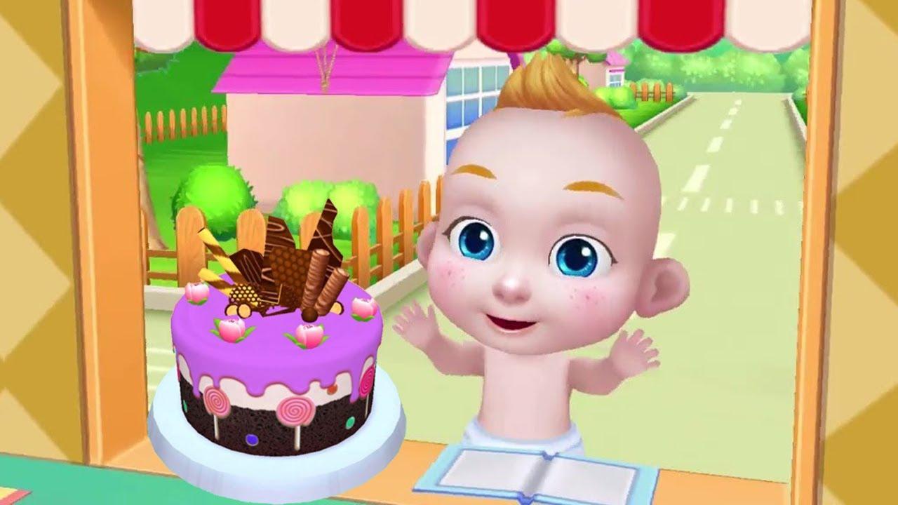 Ăn nhiều bánh kem khiến trẻ lười ăn cơm