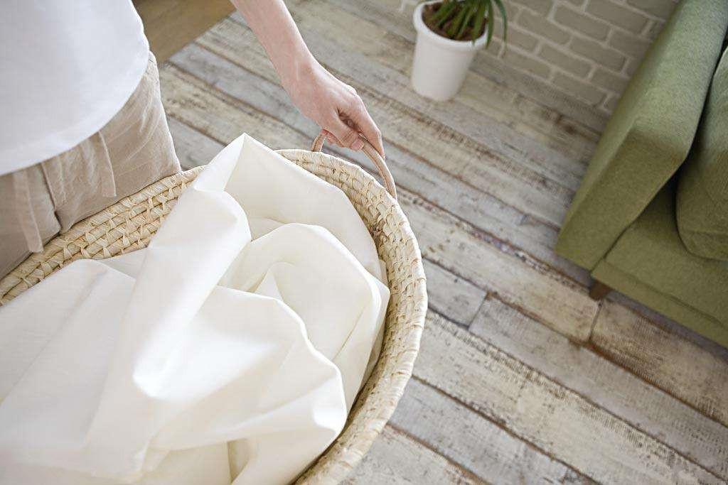 Đồ chống bức xạ cho bà bầu không nên giặt thường xuyên