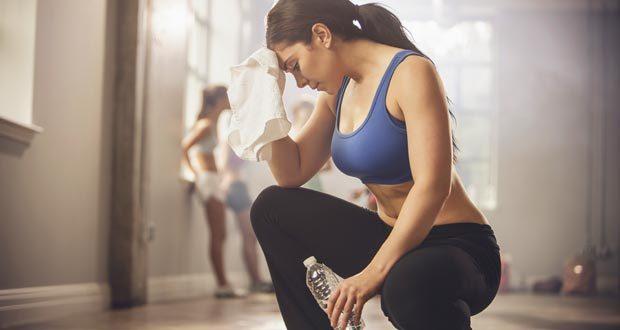 Vận động quá mạnh có thể khiến người bị tiểu đường chóng mặt, hạ đường huyết