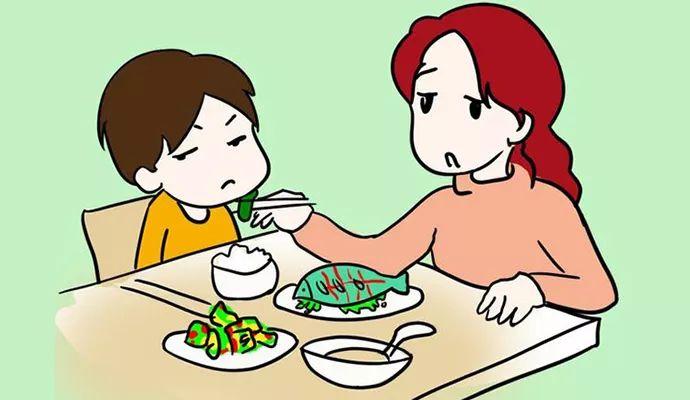Trẻ biếng ăn có thể do chức năng tiêu hóa kém