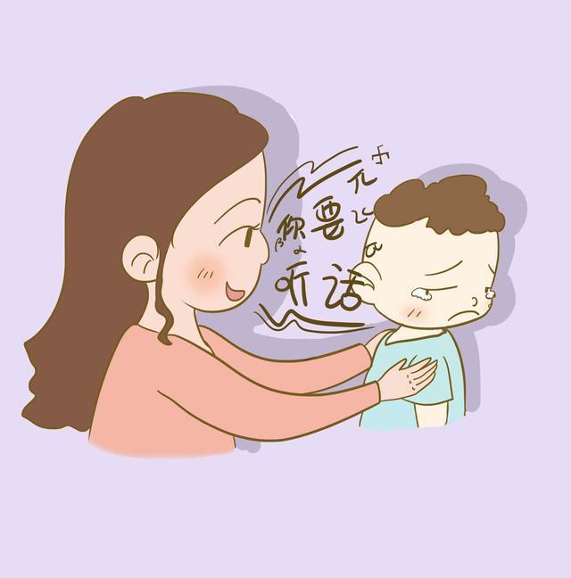 Khi bị bắt nạt, trẻ thường khóc và kể lể để bày tỏ sự uất ức của mình