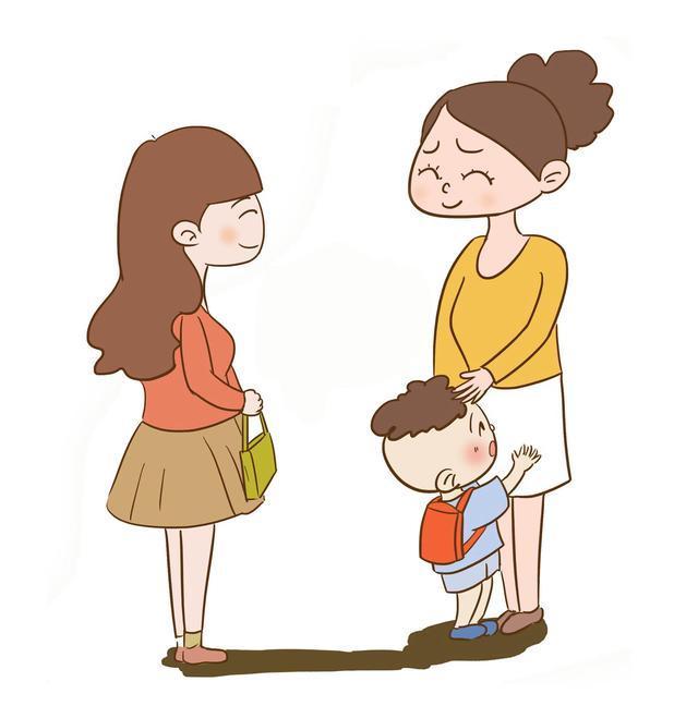 Bố mẹ cần gặp phụ huynh của người bạn nhỏ kia để xác minh vấn đề
