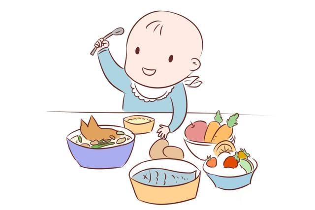 Mẹ cần cho trẻ ăn uống đa dạng để tăng sức đề kháng và phòng ngừa bệnh tật