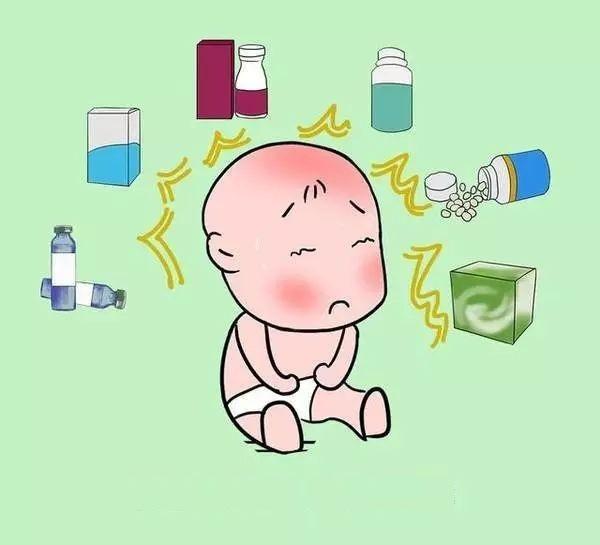 Thói quen tùy tiện cho trẻ dùng thuốc càng dễ bệnh của trẻ khó điều trị