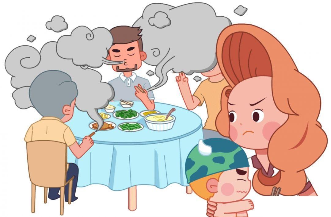 Môi trường sống ô nhiễm dễ khiến trẻ bị viêm đường hô hấp