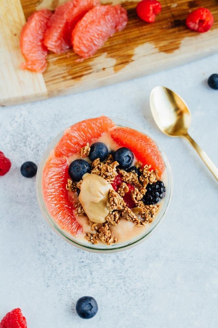 5 công thức làm sinh tố thay thế bữa sáng giúp bạn khỏe đẹp mà không sợ tăng cân - Ảnh 1