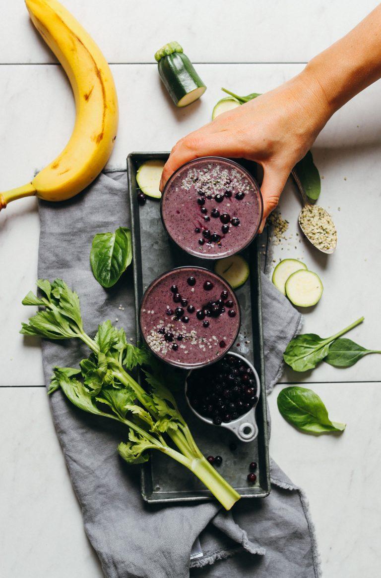 5 công thức làm sinh tố thay thế bữa sáng giúp bạn khỏe đẹp mà không sợ tăng cân - Ảnh 4