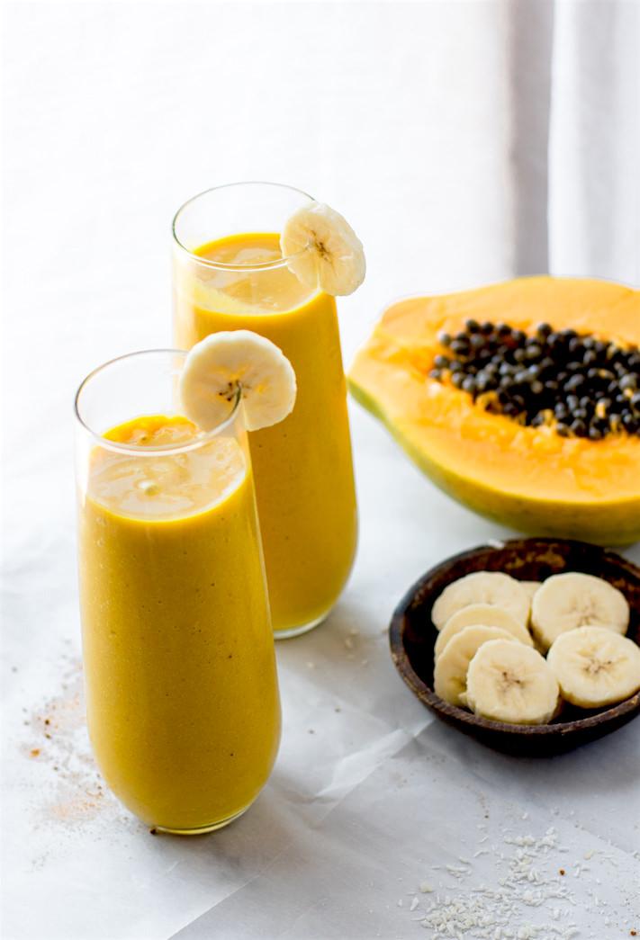 5 công thức làm sinh tố thay thế bữa sáng giúp bạn khỏe đẹp mà không sợ tăng cân - Ảnh 6
