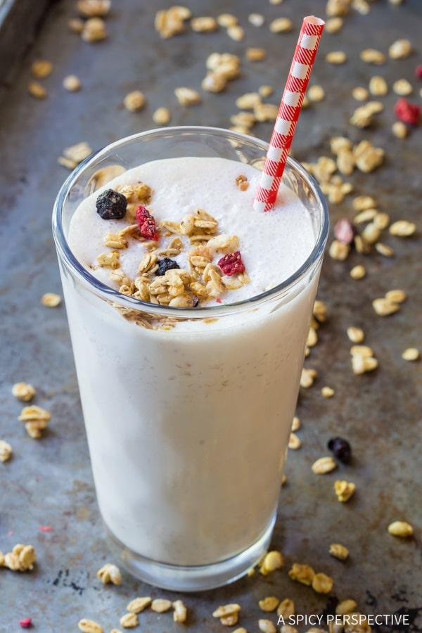 5 công thức làm sinh tố thay thế bữa sáng giúp bạn khỏe đẹp mà không sợ tăng cân - Ảnh 8