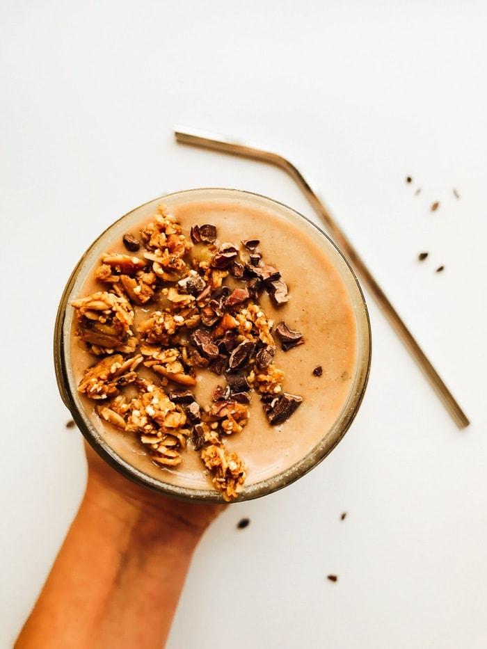 5 công thức làm sinh tố thay thế bữa sáng giúp bạn khỏe đẹp mà không sợ tăng cân - Ảnh 11
