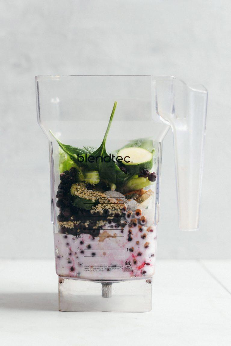 5 công thức làm sinh tố thay thế bữa sáng giúp bạn khỏe đẹp mà không sợ tăng cân - Ảnh 3