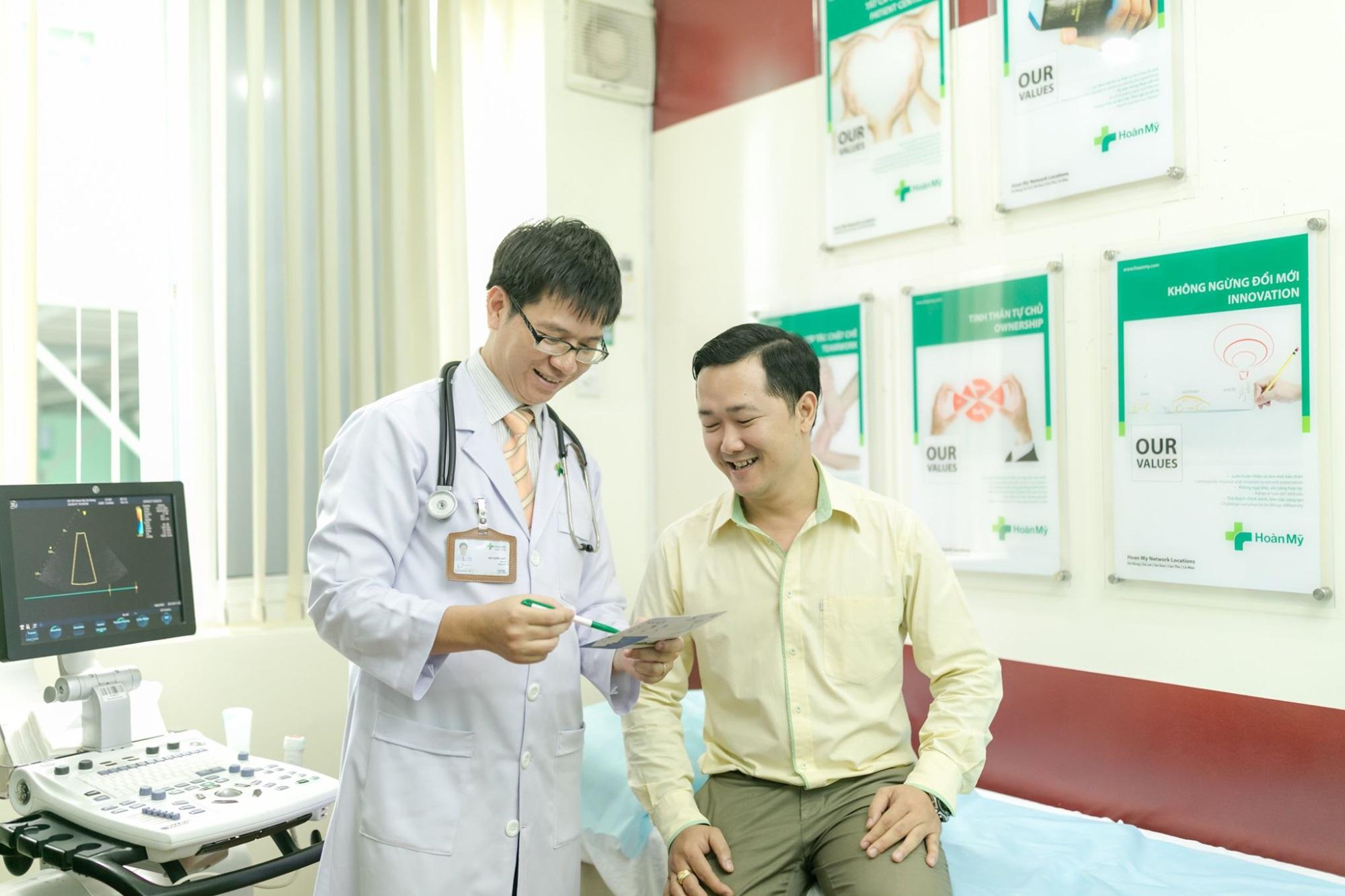 Tập đoàn Y khoa Hoàn Mỹ giới thiệu gói khám sức khỏe cơ bản thường quy chỉ 1 triệu đồng - Ảnh 2