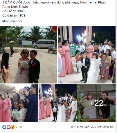 """""""Cặp đôi bé nhất Việt Nam"""" tổ chức đám cưới khiến cả làng kéo nhau tới xem - Ảnh 2"""