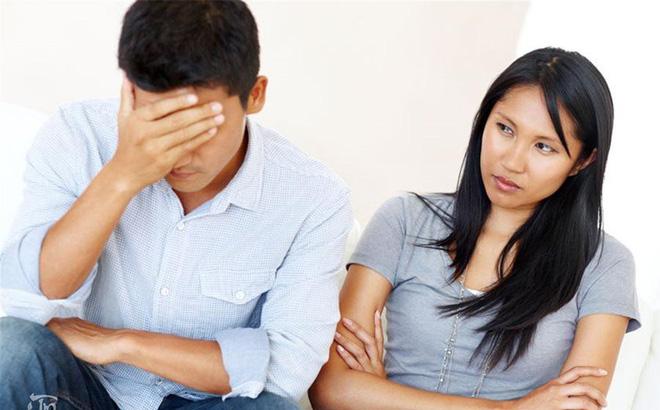 Yếu sinh lý gây nên nỗi ám ảnh trong phòng the đối với các cặp vợ chồng