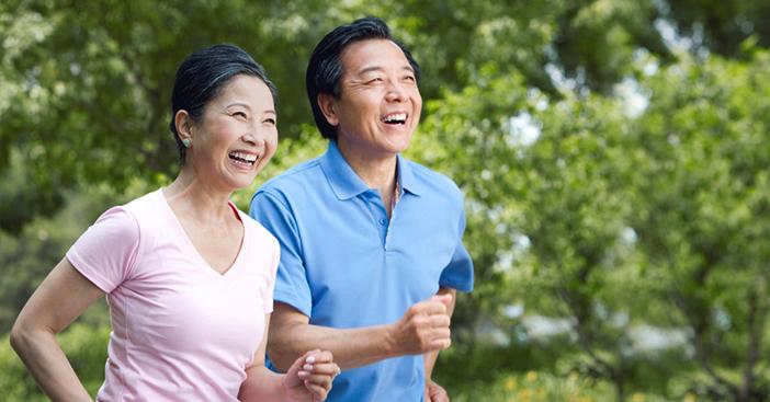 Phụ nữ độ tuổi 50 cần có một lối sống tích cực để duy trì bản năng tình dục, giữ lửa trong hôn nhân