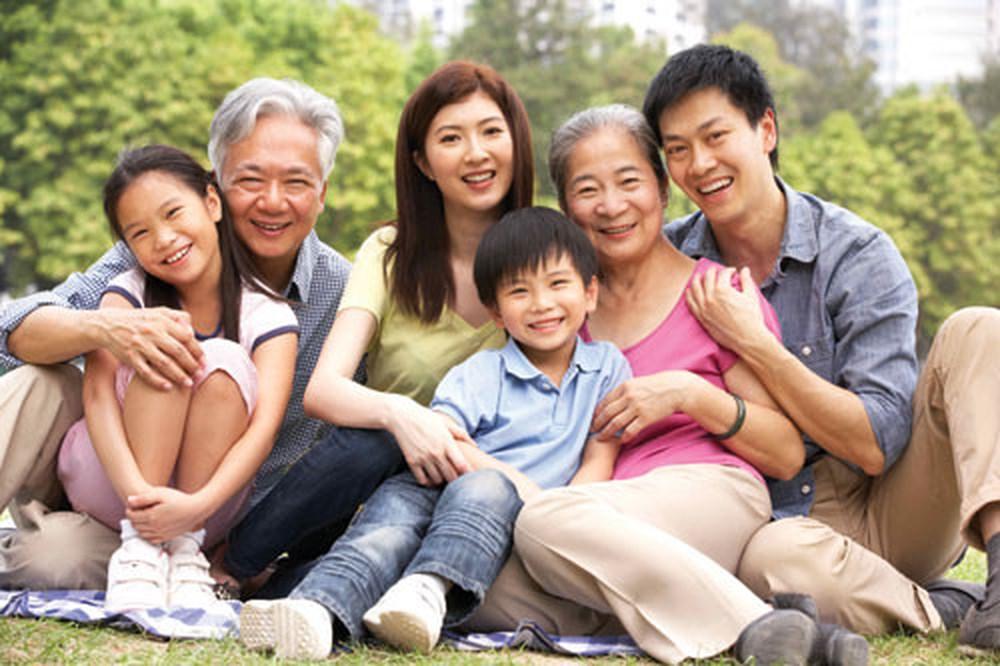 Gia đình là nơi luôn đứng bên cạnh bạn khi mọi thứ trở nên tồi tệ