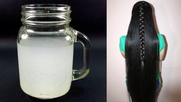 Gội đầu bằng nước vo gạo như thế nào để mái tóc mềm mượt và chắc khỏe? - Ảnh 4