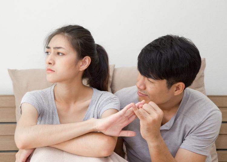 Không nên lảng tránh chuyện chăn gối sẽ khiến chồng nghi ngờ về sự chung thủy của bạn