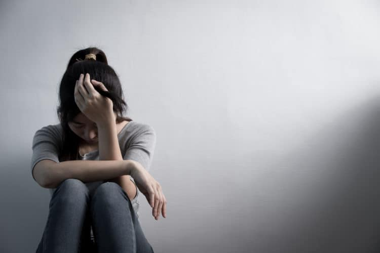 Khá nhiều cô gái trẻ đã mắc chứng trầm cảm sau khi bước vào cuộc sống hôn nhân