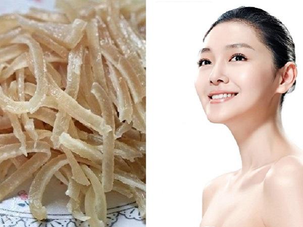 Top 8 loại thực phẩm giàu collagen nhất giúp chống lão hóa, làm đẹp da - Ảnh 2
