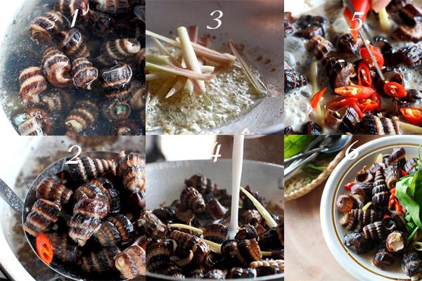 Cách làm ốc len xào dừa thơm ngon, bổ dưỡng chiêu đãi cả gia đình - Ảnh 2