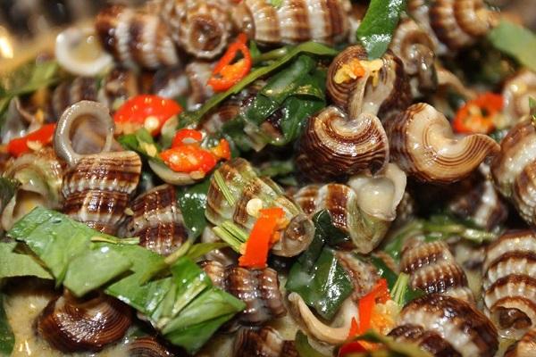 Cách làm ốc len xào dừa thơm ngon, bổ dưỡng chiêu đãi cả gia đình - Ảnh 3