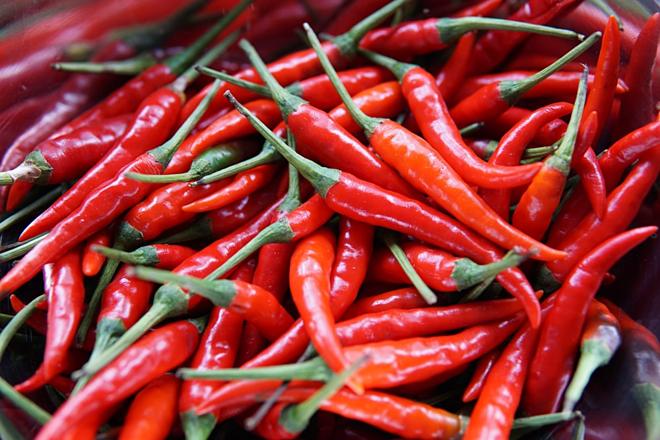 Lý do nên ăn ớt - Ảnh 1