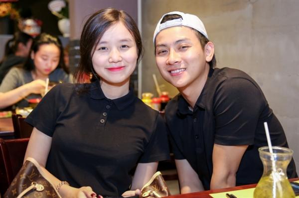 Năm 2016, Hoài Lâm công khai yêu Bảo Ngọc – cháu gái của NSƯT Bảo Quốc