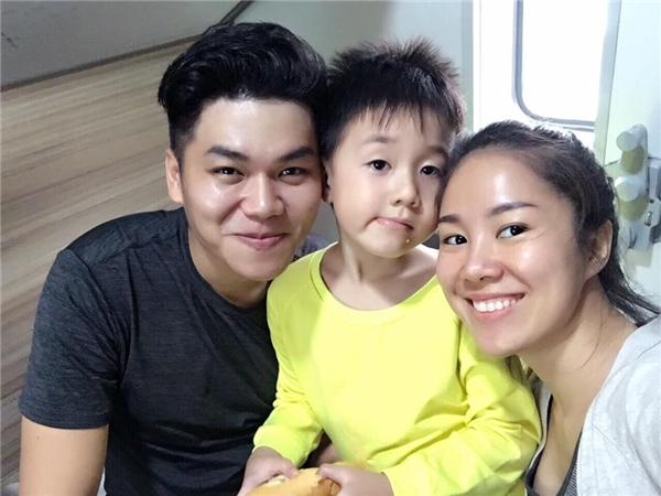 Lê Phương - Trung Kiên về chung một nhà sau gần 2 năm yêu nhau