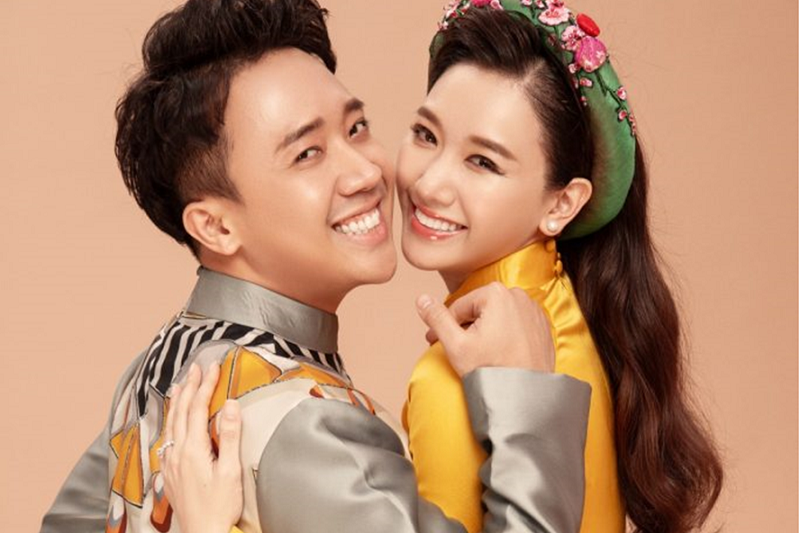 Những cặp đôi sao Việt bị 'ném đá', mỉa mai khi kết hôn vẫn hạnh phúc viên mãn bên nhau   - Ảnh 8