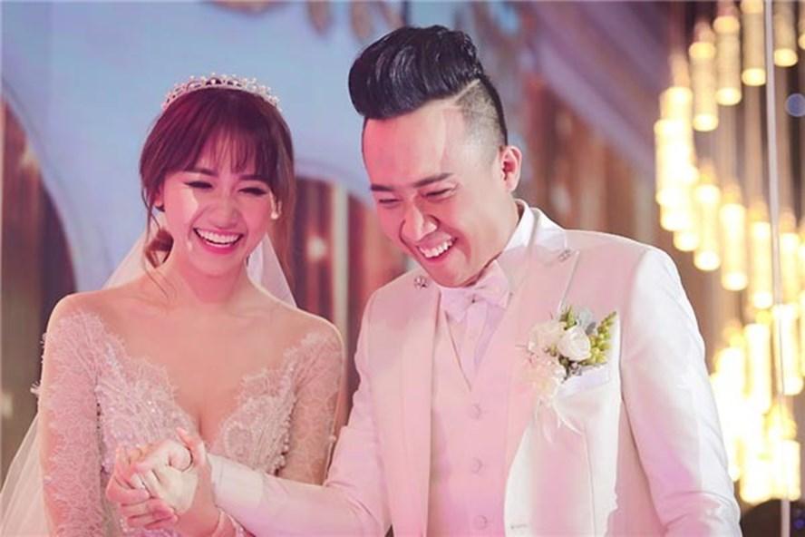 Hôn lễ cổ tích của cặp đôi khiến nhiều người phải trầm trồ
