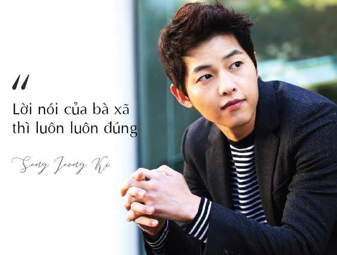 Những câu nói đậm chất ngôn tình của Song Joong Ki và  Song Hye Kyo trước khi ly hôn: Mọi thứ chỉ đẹp khi ở trên phim   - Ảnh 6