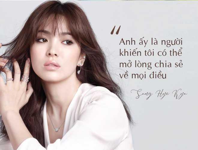Những câu nói đậm chất ngôn tình của Song Joong Ki và  Song Hye Kyo trước khi ly hôn: Mọi thứ chỉ đẹp khi ở trên phim   - Ảnh 7