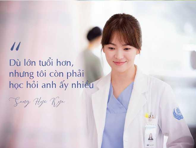 Những câu nói đậm chất ngôn tình của Song Joong Ki và  Song Hye Kyo trước khi ly hôn: Mọi thứ chỉ đẹp khi ở trên phim   - Ảnh 8