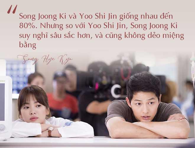 Những câu nói đậm chất ngôn tình của Song Joong Ki và  Song Hye Kyo trước khi ly hôn: Mọi thứ chỉ đẹp khi ở trên phim   - Ảnh 10