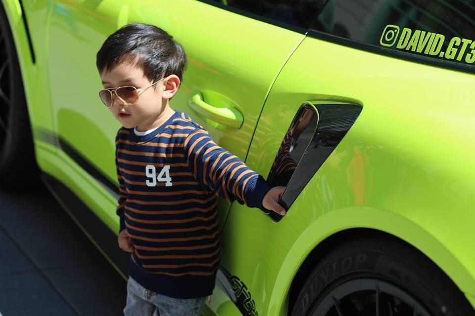 Quý tử nhà Đan Trường: Sinh ra đã là 'rich kid', 2 tuổi có thể nói được 3 thứ tiếng   - Ảnh 9