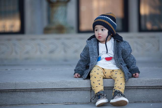 Quý tử nhà Đan Trường: Sinh ra đã là 'rich kid', 2 tuổi có thể nói được 3 thứ tiếng   - Ảnh 6