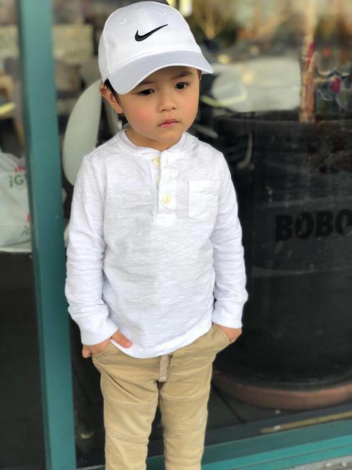 Quý tử nhà Đan Trường: Sinh ra đã là 'rich kid', 2 tuổi có thể nói được 3 thứ tiếng   - Ảnh 7