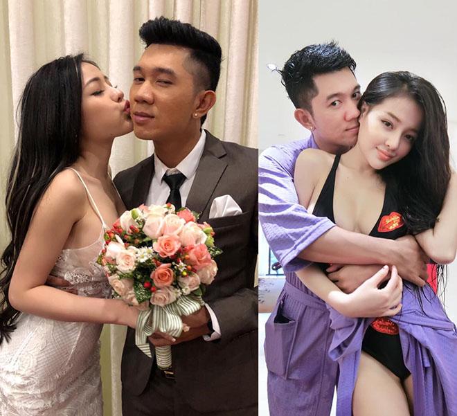Ngân 98 và Lương Bằng Quang từng chung sống như vợ chồng trước khi xảy ra sự cố chia tay