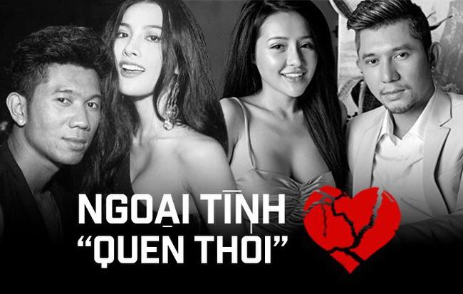 Lương Bằng Quang bị cả hai cô bạn gái cũ