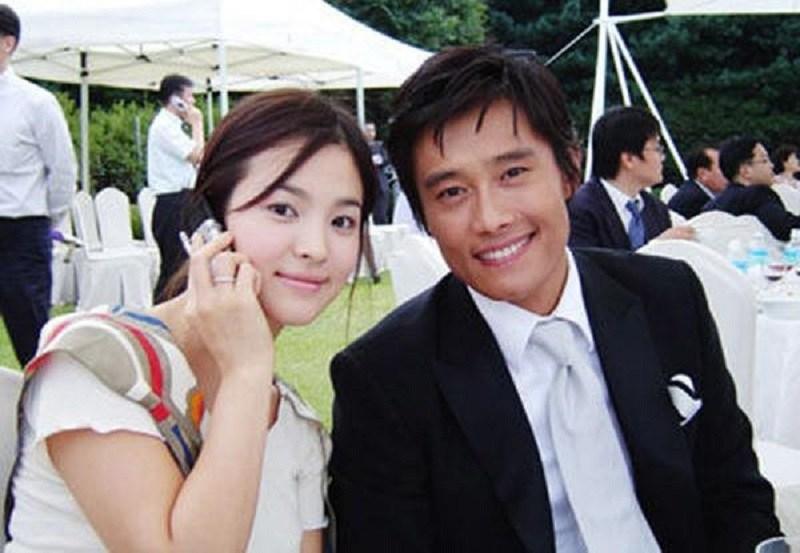 """Song Hye Kyo và Lee Byung Hun gặp nhau khi cùng đóng phim """"All in"""" vào năm 2003"""