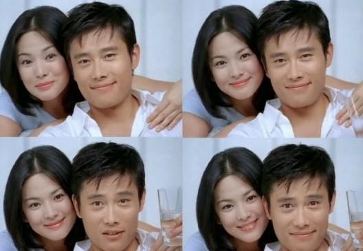 Lee Byung Hun cách bạn gái đến 15 tuổi