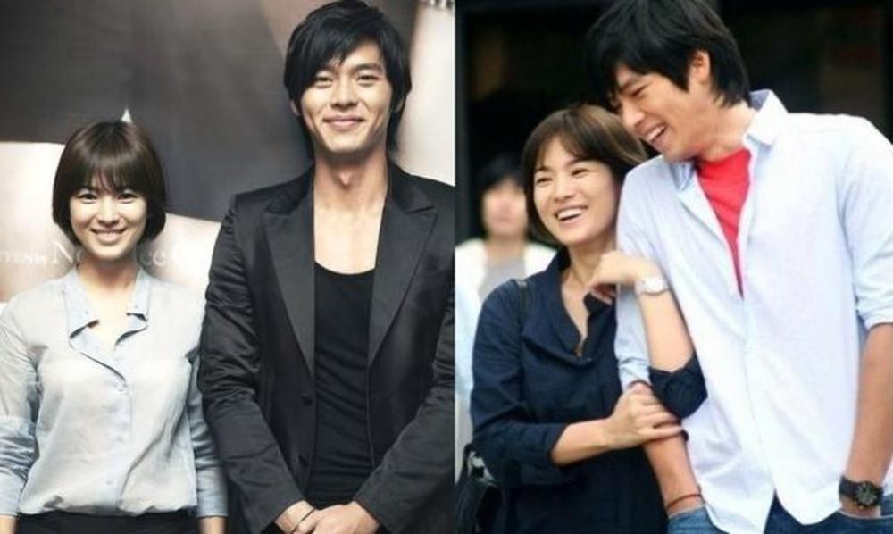 Song Hye Kyo: Ngọc nữ mệnh khổ nhất showbiz Hàn, yêu hết mình nhưng chỉ nhận về trái đắng  - Ảnh 14